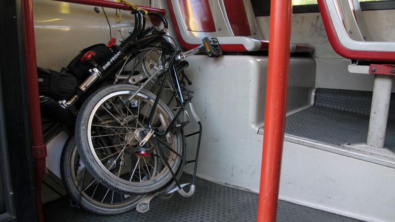 il mondo delle biciclette pieghevoli